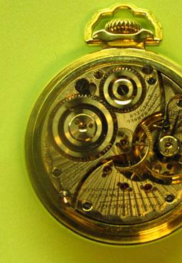 Uhrmacherwerkstatt Otmar Himbert Heusweiler - Serviceleistungen
