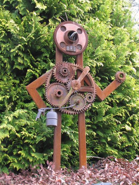 Werkstatt Himbert für Uhren und mehr... Unser Maskottchen Little Big Ben