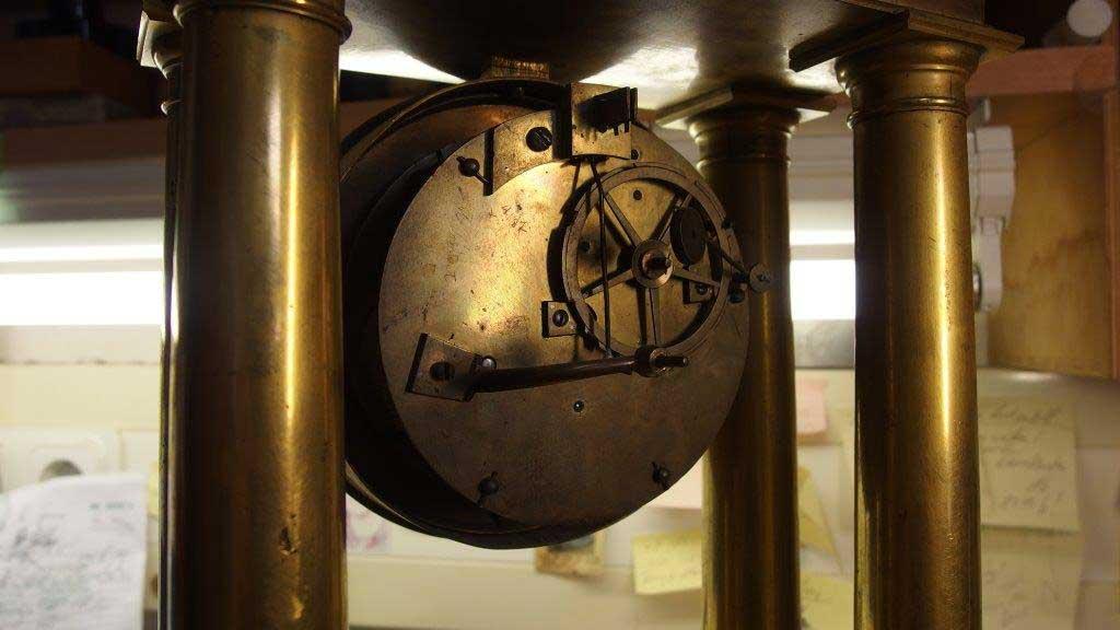 Werkstatt Himbert für Uhren und mehr... Impressionen 2021